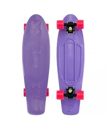 Penny Nickel Skateboard 27 Inch Purple