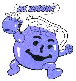 Kool aid   Cool pics & sayings   Pinterest   Kool aid ... Purple Kool Aid Man