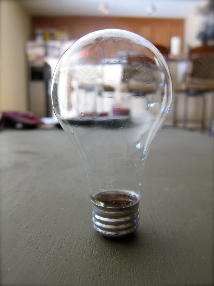 Saleena: DIY: Valentine Light Bulb