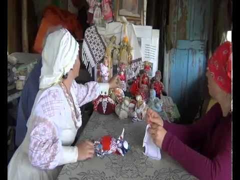 Куклы Родовспоможения. Куклы материнства и детства. Часть первая - YouTube