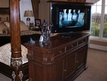every facet of the beautiful greenwich retractable tv cabinet can be customized to your exact needs