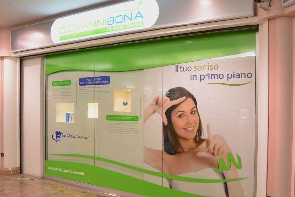 Giovanni Bona Clinica Dentale di Merate (LC) - apertura 19 gennaio 2013