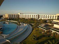 Hotel, Atlas, Túnez