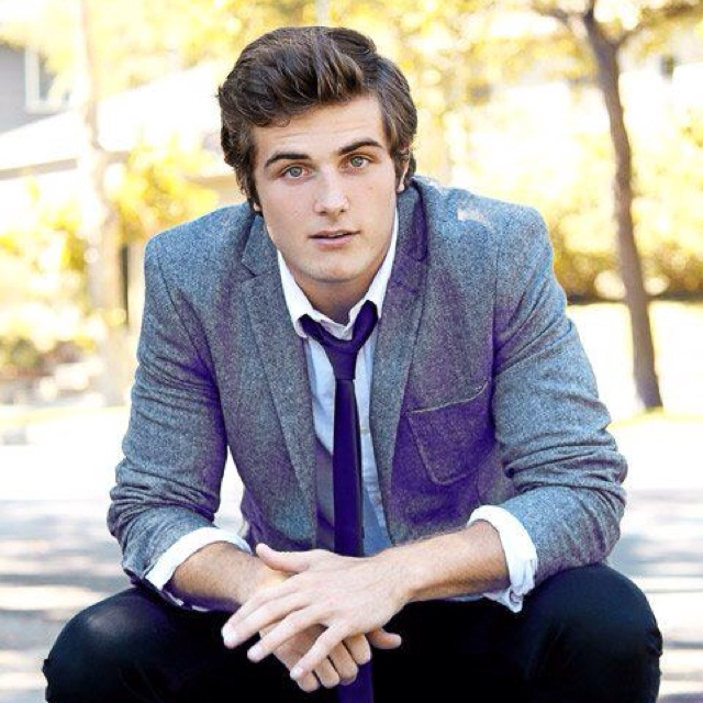 Beau Mirchoff :D    When I re-pinned this, it was at 154 pins. Let's double that, ladies ;D!!!