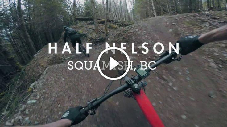 "Watch: Mountain Biking Half Nelson, ""One of the Greatest Flow Trails in the World"" near Squamish, BC https://www.singletracks.com/blog/mtb-videos/watch-mountain-biking-half-nelson-one-greatest-flow-trails-world-near-squamish-bc/"