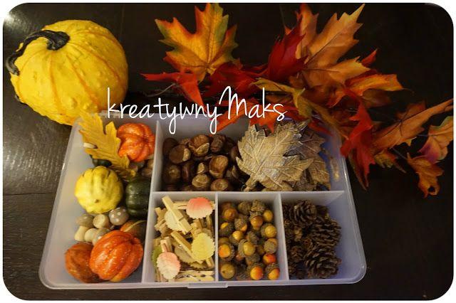 kreatywnyMaks: Powitanie jesieni :)