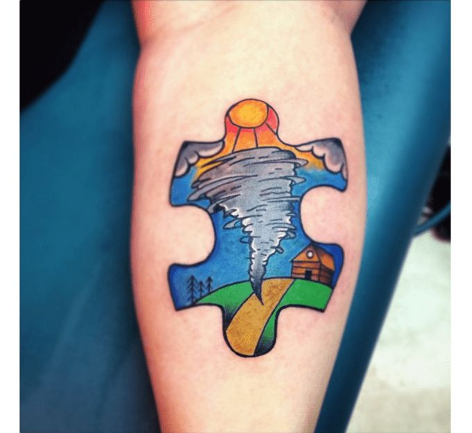 Best 20 autism tattoos ideas on pinterest for Autism tattoos for dads