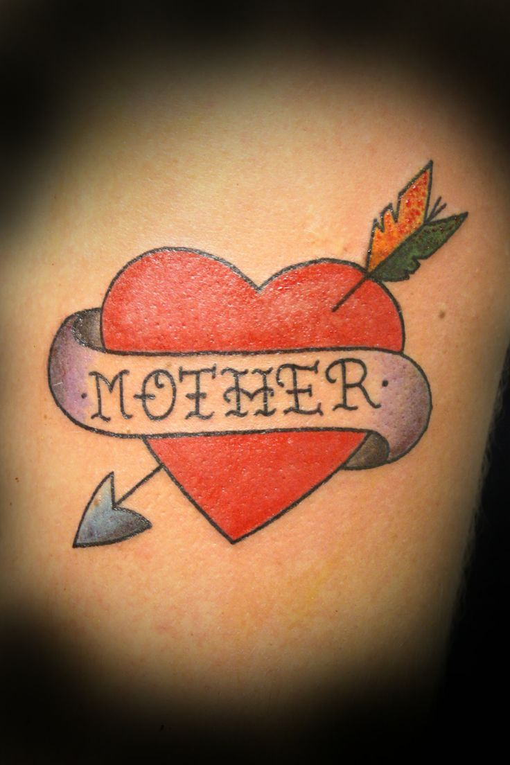 Heartbroken Mom Warns Others After 18 Year Old Daughter: Best 25+ Mom Heart Tattoo Ideas On Pinterest