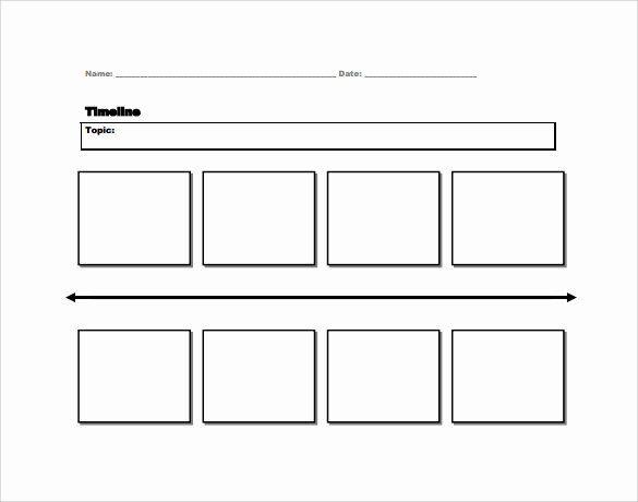 Blank Timeline Worksheet Pdf Elegant Free Blank Timelines ...