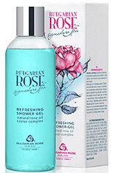 Bulgarian Rose Signature Spa - Refreshing Shower Gel 200 ml/ 7.04 oz