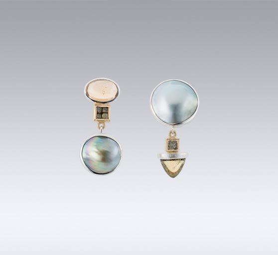 Boucles D'oreilles | Janis Kerman Design