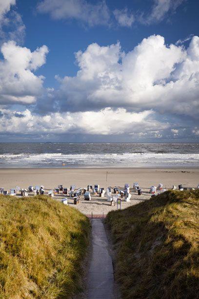 Welche Nordsee-Insel passt zu mir? - TRAVELBOOK.de (auf dem Bild: Norderney)