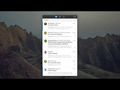 HUM, simply redefining the inbox one chat at a time. - YouTube