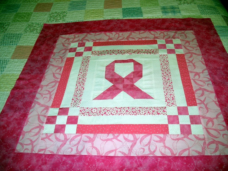 Made this one for a breast cancer benefit Quilts I have made Pinterest Quilt design and Craft
