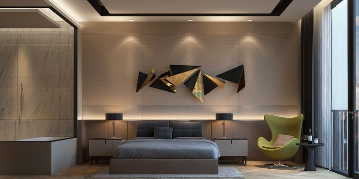 Jaya Ancol Apartment by Metaphor interior