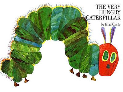 Tons of ideas on this site. Including tutorials.: Worth Reading, Ericcarle, Kids Books, Books Worth, Veryhungrycaterpillar, Very Hungry Caterpillar, Childrenbook, Children Books, Eric Carle
