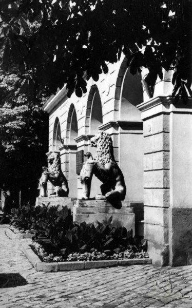 Ратуша, 1950-1980