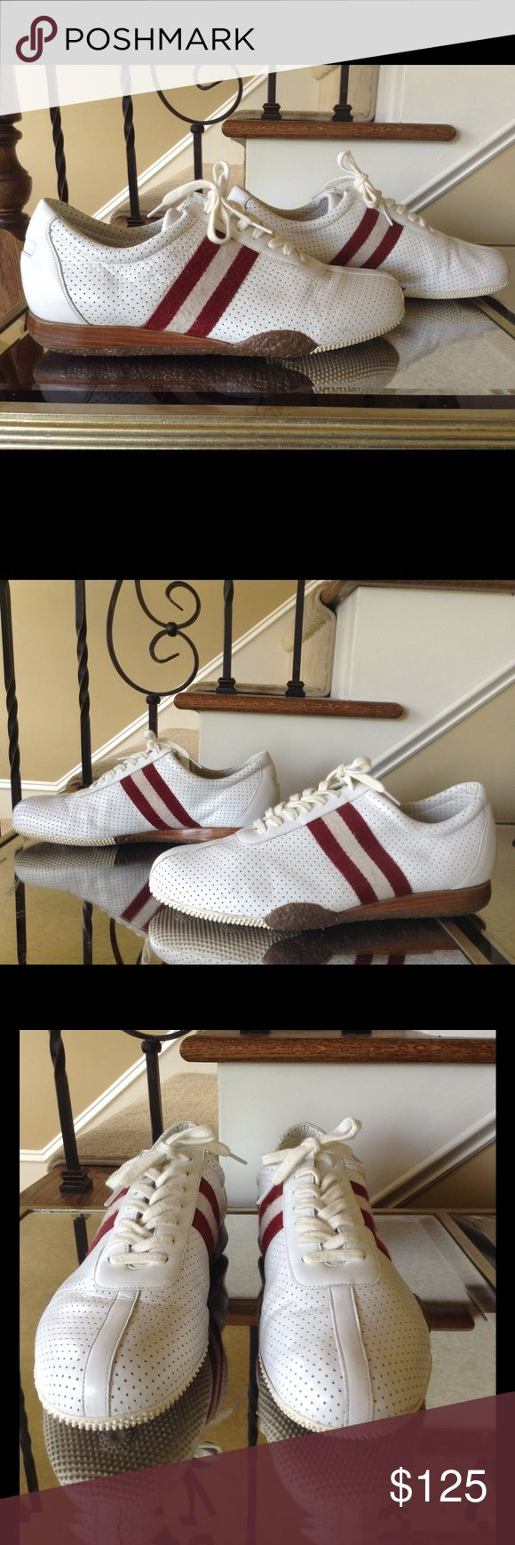 Men's Bally sneakers Used, good condition men's Bally sneakers Bally Shoes