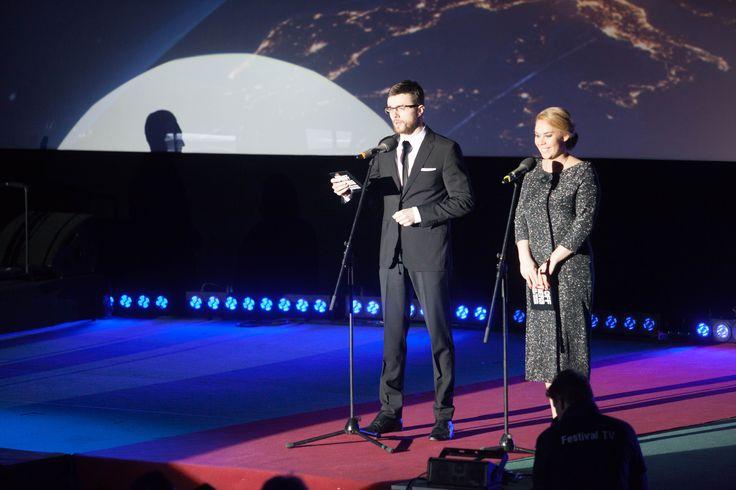Anna Trzebiatowska i Szymon Miszczak.