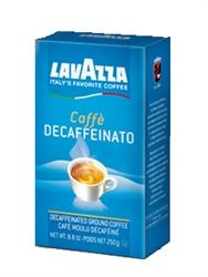 Lavazza Caffe Decaffeinato Ground Coffee 8.8oz/250g