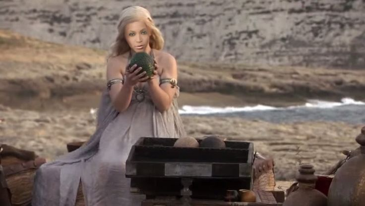 Fan di Game of Thrones! Cosa ne dite se Beyoncé diventasse la nuova khaleesi?