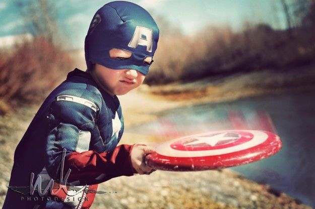 Kid Superheroes   Tanner and Logan   Megan Kelly Photodesign (shared via SlingPic)