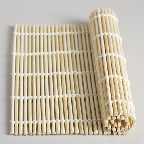 Bamboo Sushi Rolling Mat @Cost Plus World Market   #WorldMarket  Great Summer Getaway www.worldmarket.com/swa #SummerFun