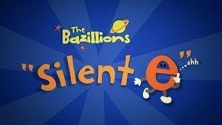 silent e - YouTube