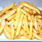 This Crispy Homemade French Fries Recipe is the best and easiest that I've tried by far. The crisp texture will definitely make you a believer.