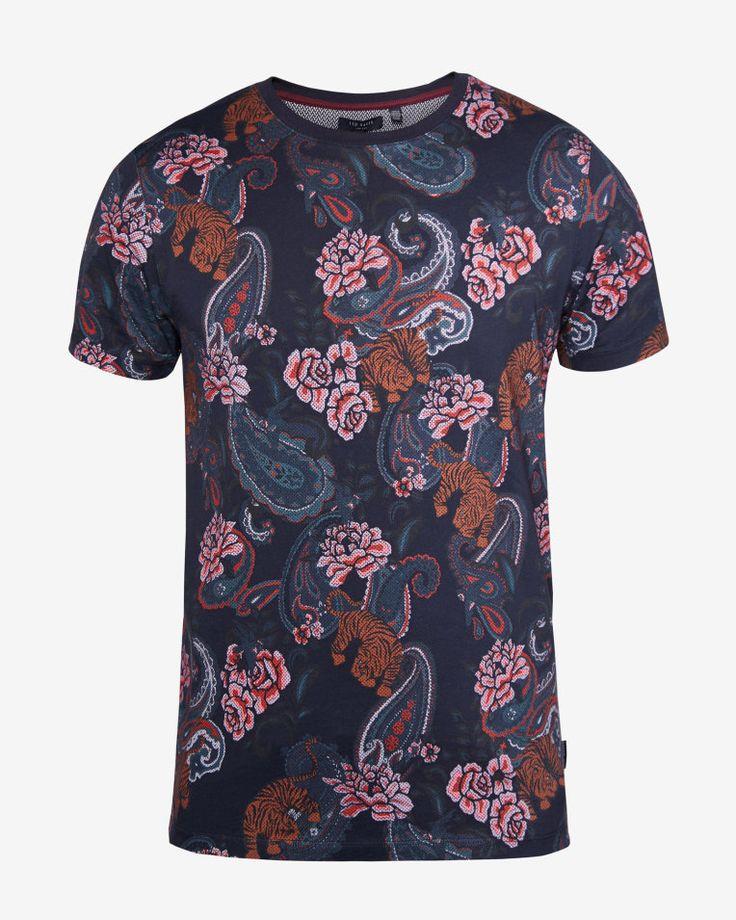 Ted Baker T-Shirt - XS - £49