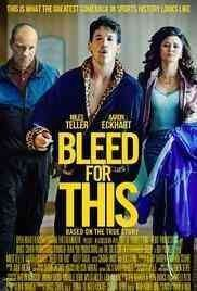 Bleed for This - 3/1/2017