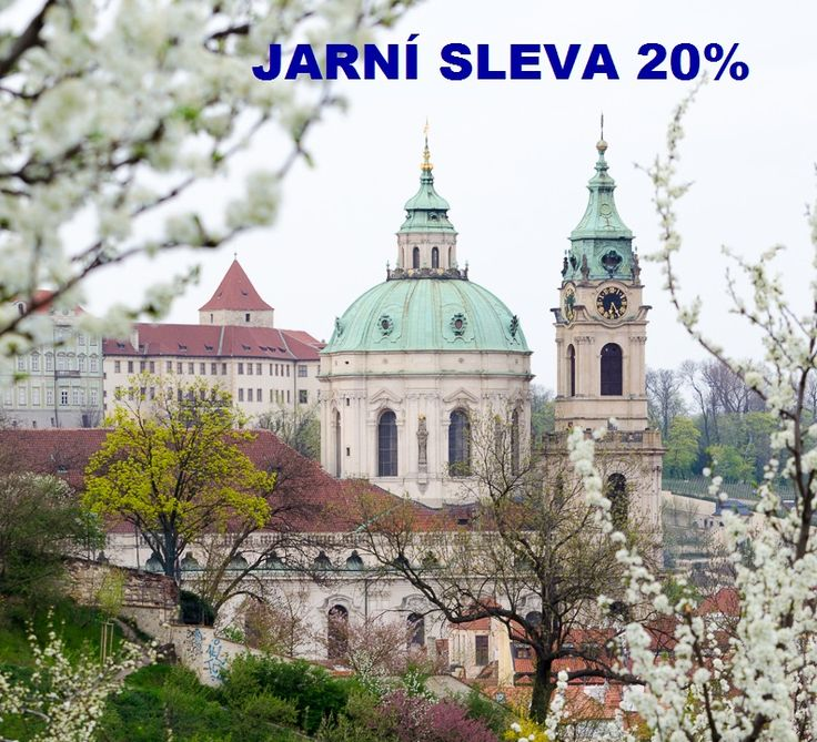 Spring in Prague  Accommodation with discount 20%