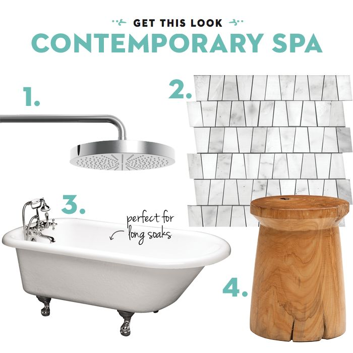 Best 25+ Spa Bathroom Design Ideas On Pinterest