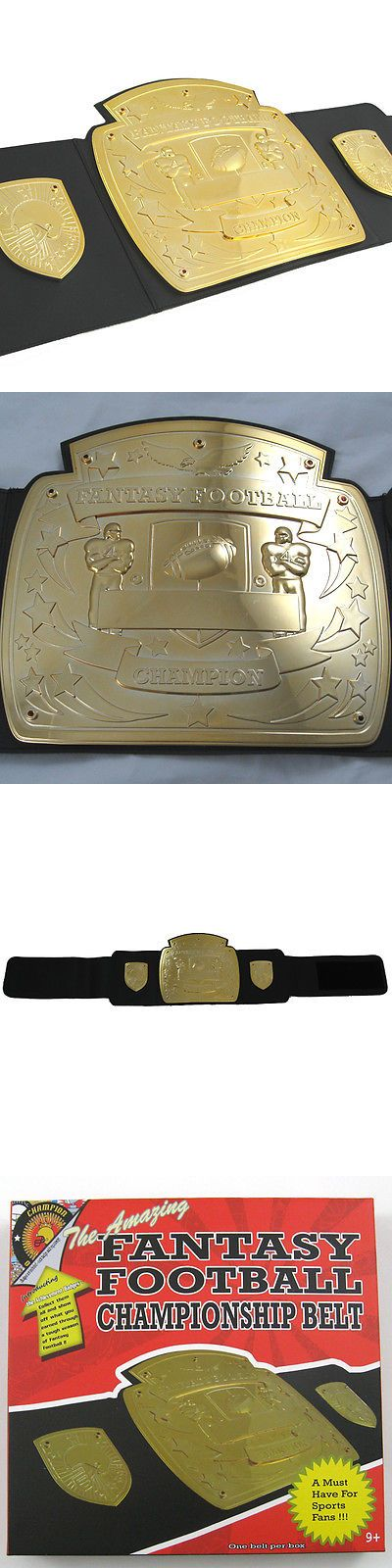 Other Football 2024: Fantasy Football Championship Belt -> BUY IT NOW ONLY: $34.99 on eBay!