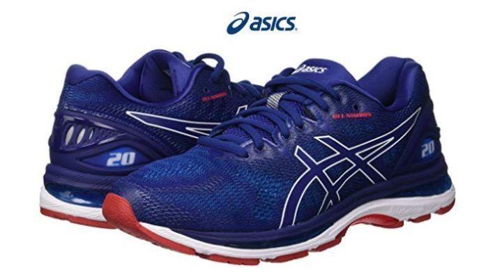 Zapatillas de running para hombre Asics Gel-Nimbus 20 por ...