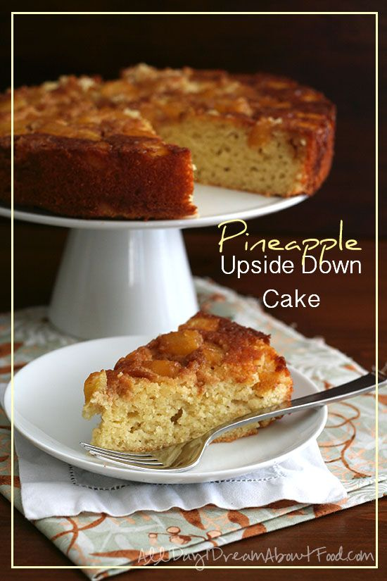 Low Carb Pineapple Upside Down Cake