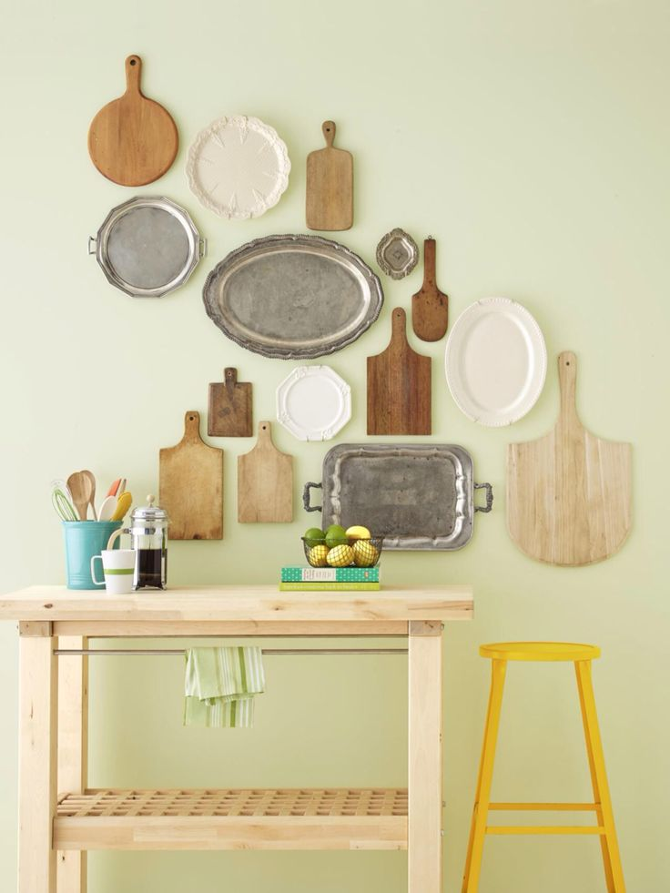 Wanddecoratie keuken