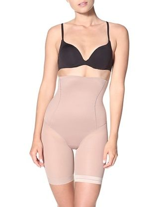 Janira Shapewear Women's Thigh-Slimming Culotte Shaper (Nilo/Dark Skin)