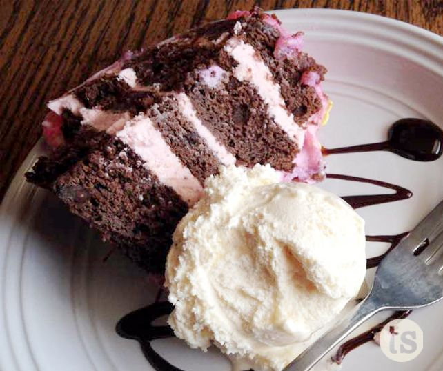 Classy CHocolate Layer Cake