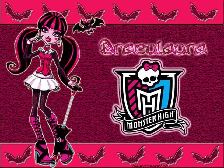 23 best DRACULAURA images on Pinterest | Monster, Monster high party ...