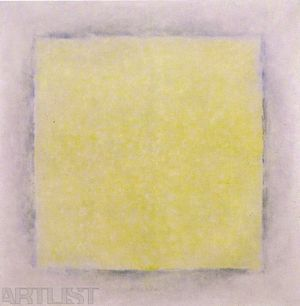 Žlutý čtverec Václav Bostik