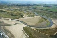 Nationaal Park Duinen van Texel - De Slufter en de Muy