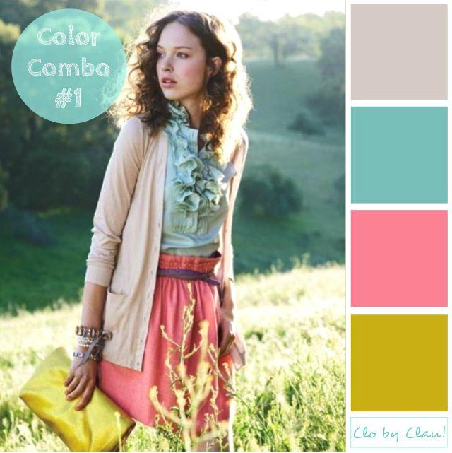 Use Stampin' Up! colors: Smokey Slate, Coastal Cabana, Strawberry Slush and Summer Starfruit