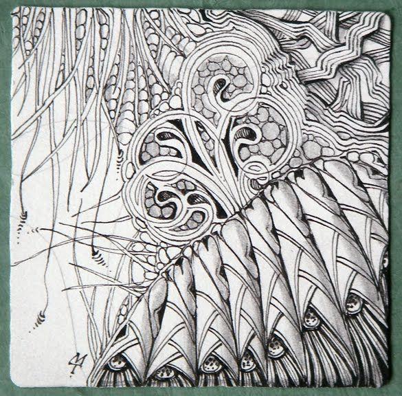 Best zentangle purk phicops images on pinterest
