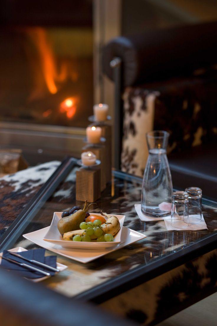 Hotel Matterhorn Focus | Design Hotel | Switzerland | http://lifestylehotels.net/en/matterhorn-focus | Fireplace | Luxury | Lifestyle | Food | Winter