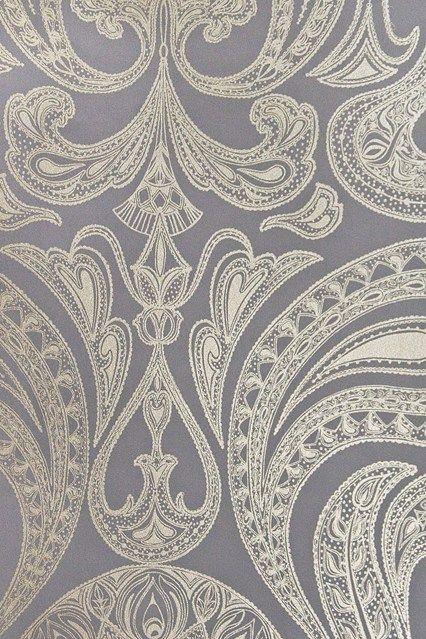 Malabar Wallpaper - Wallpaper Ideas & Designs - Living Room & Bedroom (houseandgarden.co.uk)