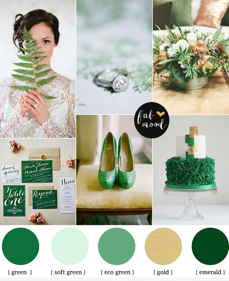 25+ Best Green Gold Weddings Ideas On Pinterest