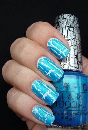 Crackle Nail Polish Images Papillon Day Spa