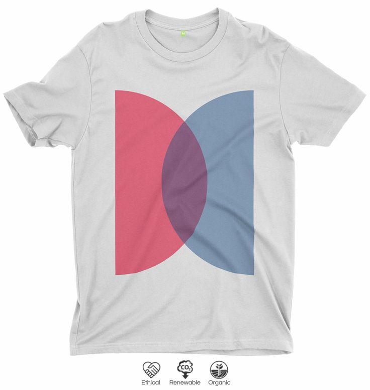 Boundaries, organic tee. #boundaries #teeshirt #tshirt #tshirtdesign #minimal #minimalism #organic #organiccotton #ecofashion #apparel #clothing #yanmos #ethicalfashion #sustainablefashion