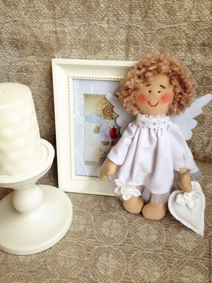 Купить ангелочек для крестин,свадеб - ангелочек, подарок на крестины, подарок на…